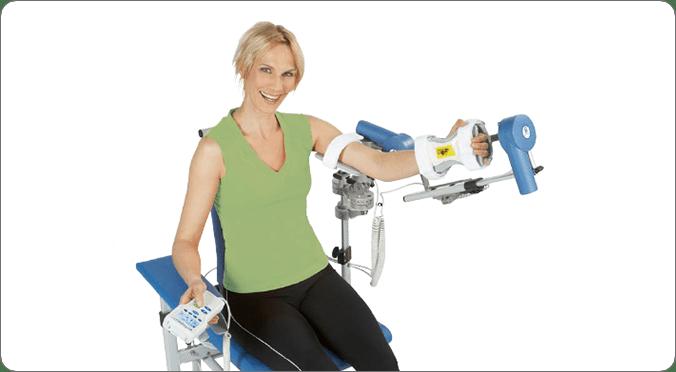 MetMedical elbow CPM