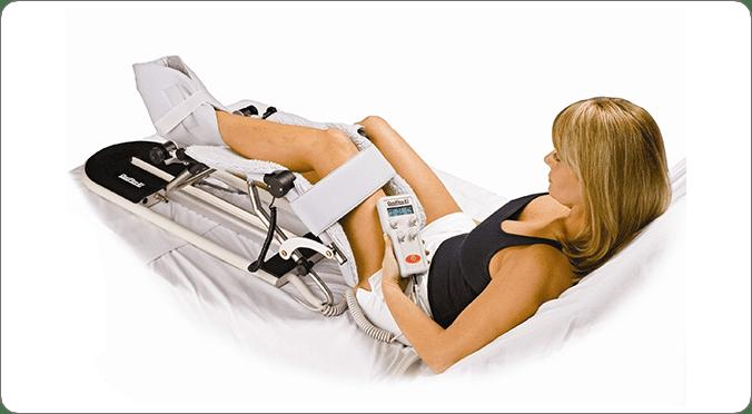 MetMedical Knee CPM